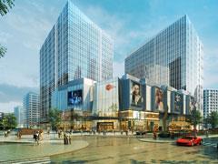 上海浦东新增地标性商业中心 ----LCM 置汇旭辉广场预计2018 年上半年开业