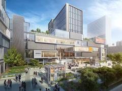 """起底杭州黄龙万科中心 如何量身定制打造""""新、集、趣""""商业"""
