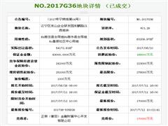 南京出让6幅地总价84.95亿 中海夺江宁商办地