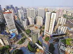 重庆零售市场版图不断扩张 国际奢侈品牌资源争夺暂告段落