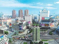 郑州二七商圈走向新型购物中心 光彩市场等商业步行街咋自救