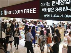 韩国免税店销售额14年来首次减少 东南亚游客难救急