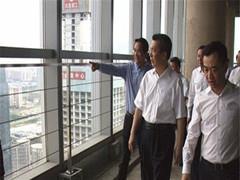 王永康调研阿里巴巴与西安合作项目 将推动更多项目落地
