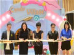 龙湖重庆北城天街B1层盛装启幕 诠释潮流时尚新内涵