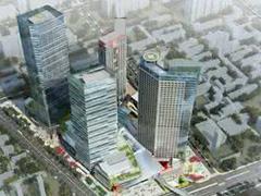 石家庄三年内建8个大型综合体 满足市民一站式需求