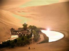 """赢商游丝路丨甘肃:丝绸之路三千里古道的""""蝶变""""之旅"""