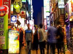 """受网购快速增长影响 韩国百货从""""活跃的老年人""""找突破口"""