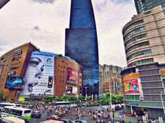 上海中山公园商圈升级:长宁来福士开业 巴黎春天即将撤场