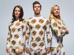 麦当劳推主题服装 快餐品牌现在都开始热衷做周边?