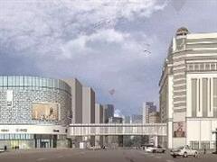 """福州""""东百中心""""10月正式开业 立体化东街口商圈初显"""