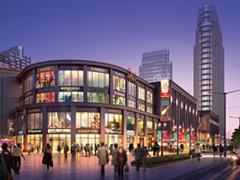 烟台红星国际广场全线开工 拟于2018年10正式开业