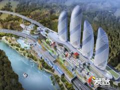 黄河之帆・滨河广场概念规划曝光 或成兰州青白石新坐标