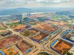 南昌重拍九龙湖片区2宗地面积542亩 成交总价为9.86亿