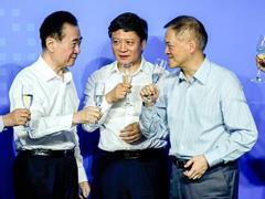 王健林、孙宏斌、李思廉三个男人一台戏 交易结果出人意料
