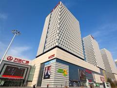 物美等天津超市同比降幅收窄 河东万达等购物中心呈小幅增长