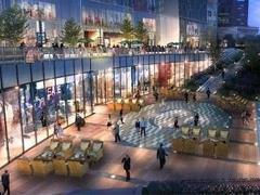 南京湖南路地下商业街年内竣工 5年内打造一核三心地下城