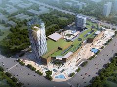 南京溧水时代国际广场已完成40%工程量 预计明年年底前交付使用