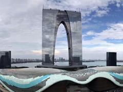 苏州中心商场预计11月11日开业 将携近千家品牌亮相