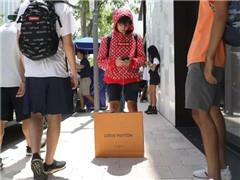 中国富人爱买LV手袋 LVMH上半年收入利润重回双位数增长