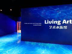随心描绘艺术海洋 喵呜科技重磅打造互动水族馆