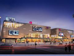 广州同和金铂广场全面调整:连通地铁 打造9200�O地铁商业街区