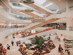 东莞南城总部基地蜂汇广场正式开业 当日开业率超九成客流25万