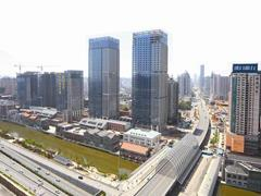 武汉市汉阳华中・中交城商业综合体近日动工 总投资近15亿