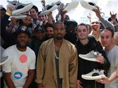 每日时尚要闻:明星效应失效 Kanye West无助阿迪业绩增长?