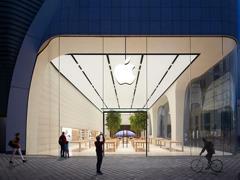 苹果美国两家零售店完成重新装修 将于7月8日重新开业