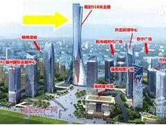 福州518高楼项目再搁浅 地块因竞买人数不足取消出让