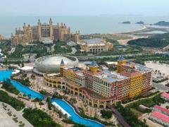 珠海长隆3.06亿摘珠海横琴2宗旅游用地 总面积近4万�O
