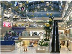 天津海信广场等购物中心迎客流高峰 鲜果冷饮人气旺