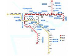杭州地铁商业综合体现状调查 含万象城、嘉里中心等