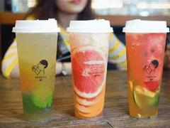 喜茶北京首家店三里屯开业 目前全国开出50多家分店