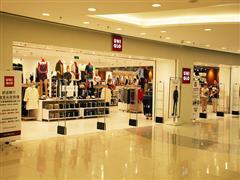 优衣库在华门店数量最早将于2020年超过日本