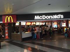 麦当劳进驻兰州中川机场  本土快餐市场暗流涌动