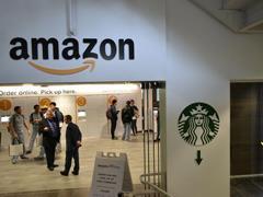 亚马逊继续开拓实体零售业务:在美国推出提货点服务