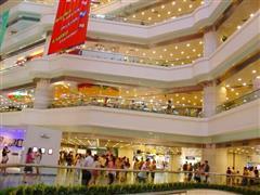 """广州两购物中心天河城和天环变身""""生态花园""""引客流"""
