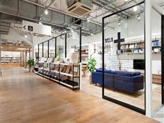 MUJI 在日本最大的旗舰店翻新,卖起蔬菜和迷你别墅