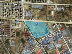 天津南大迎水道校区两宗地块挂牌 起始价总计达67亿