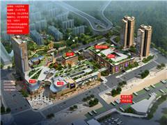忠县京投PARK项目完成85%工程量  忠州购物公园即将面世
