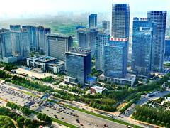 济南CBD土拍首设最高限价 260米超高层项目2022年竣工