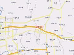 长沙县今日出让2宗商住地面积11.6万�O 起价约2.37亿