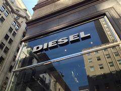意大利高端时尚品牌Diesel为什么找李宇春做代言人?
