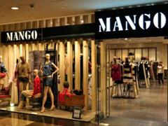 MANGO进驻青岛长江购物广场开新店 国内门店不足百家
