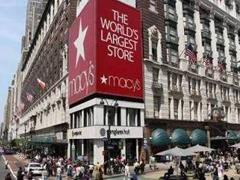 美国零售类公司市值总体缩水15% 传统零售业要被互联网撂翻?