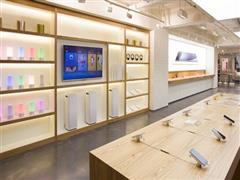 """""""黑科技""""、""""新智能""""店的诞生成了购物中心的新宠"""