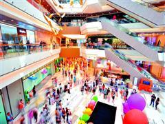 武汉商业进入井喷期 越来越多购物中心跟着地铁开业