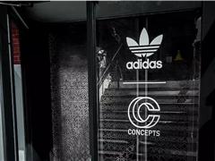 阿迪和潮流店Concepts合作 在波士顿开了独家概念店