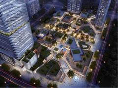 耗资60亿元的成都瑞安新天地计划建成什么样?